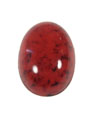 13X18mm Oval Marble Cabochon