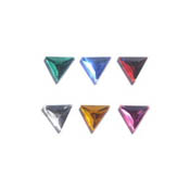 5mm Acrylic Triangle Jewels