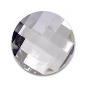 60mm Round Acrylic Jewels