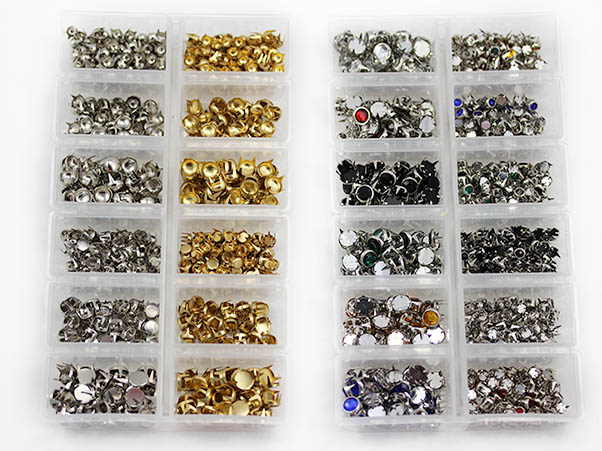 Beads and stud refills