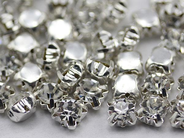Sew On Crystal Diamantes