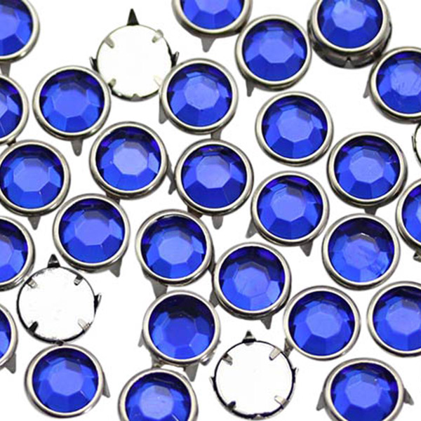 Blue Sapphire Bedazzler Rhinestones