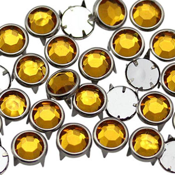 gold topaz Bedazzler Rhinestones