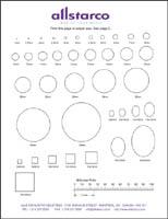 Stone Size Chart