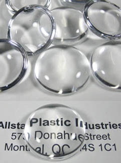 Clear Cabochon