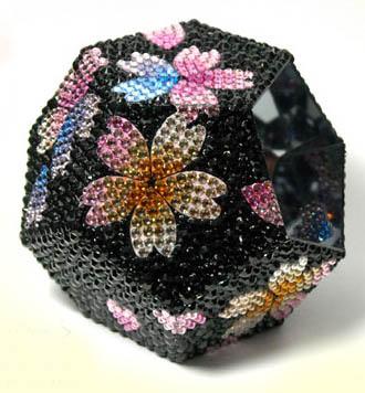 acrylic rhinestones diy project