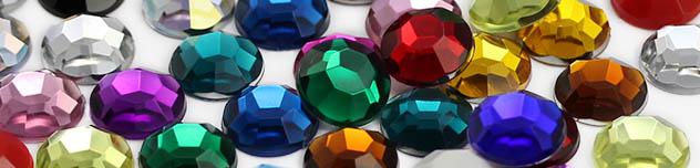 Imitation Gemstones